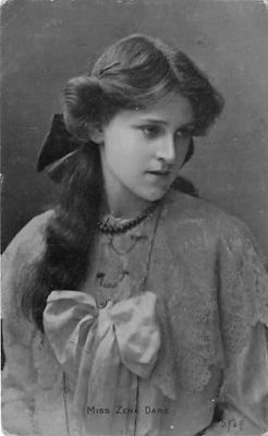 the204026 - Theater Actor / Actress Old Vintage Antique Postcard Post Card, Postales, Postkaarten, Kartpostal, Cartes, Postkarte, Ansichtskarte