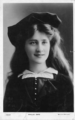 the204030 - Theater Actor / Actress Old Vintage Antique Postcard Post Card, Postales, Postkaarten, Kartpostal, Cartes, Postkarte, Ansichtskarte