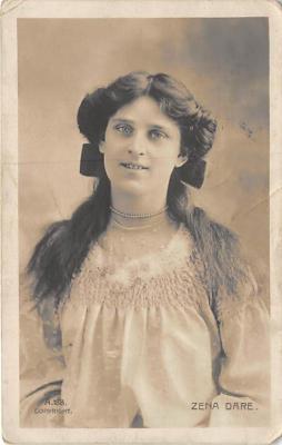 the204031 - Theater Actor / Actress Old Vintage Antique Postcard Post Card, Postales, Postkaarten, Kartpostal, Cartes, Postkarte, Ansichtskarte