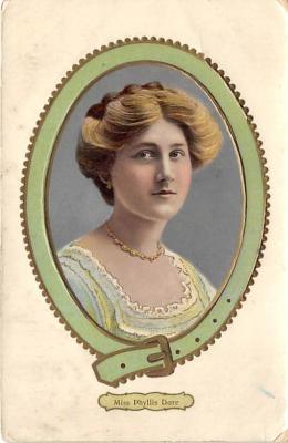 the204033 - Theater Actor / Actress Old Vintage Antique Postcard Post Card, Postales, Postkaarten, Kartpostal, Cartes, Postkarte, Ansichtskarte