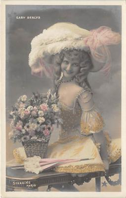 the204040 - Theater Actor / Actress Old Vintage Antique Postcard Post Card, Postales, Postkaarten, Kartpostal, Cartes, Postkarte, Ansichtskarte
