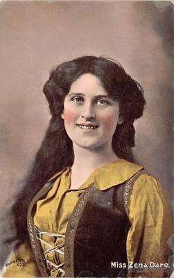 the204045 - Theater Actor / Actress Old Vintage Antique Postcard Post Card, Postales, Postkaarten, Kartpostal, Cartes, Postkarte, Ansichtskarte