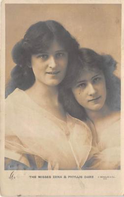 the204047 - Theater Actor / Actress Old Vintage Antique Postcard Post Card, Postales, Postkaarten, Kartpostal, Cartes, Postkarte, Ansichtskarte