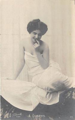 the204049 - Theater Actor / Actress Old Vintage Antique Postcard Post Card, Postales, Postkaarten, Kartpostal, Cartes, Postkarte, Ansichtskarte