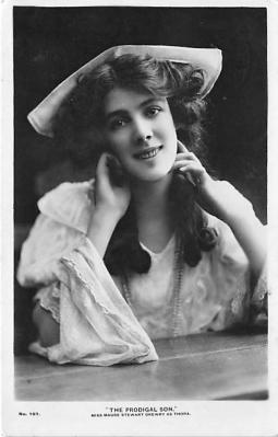 the204078 - Theater Actor / Actress Old Vintage Antique Postcard Post Card, Postales, Postkaarten, Kartpostal, Cartes, Postkarte, Ansichtskarte