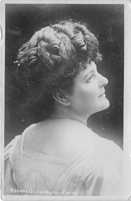 the204145 - Theater Actor / Actress Old Vintage Antique Postcard Post Card, Postales, Postkaarten, Kartpostal, Cartes, Postkarte, Ansichtskarte