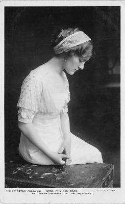 the204174 - Theater Actor / Actress Old Vintage Antique Postcard Post Card, Postales, Postkaarten, Kartpostal, Cartes, Postkarte, Ansichtskarte