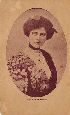 the204211 - Theater Actor / Actress Old Vintage Antique Postcard Post Card, Postales, Postkaarten, Kartpostal, Cartes, Postkarte, Ansichtskarte