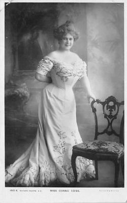 the204216 - Theater Actor / Actress Old Vintage Antique Postcard Post Card, Postales, Postkaarten, Kartpostal, Cartes, Postkarte, Ansichtskarte