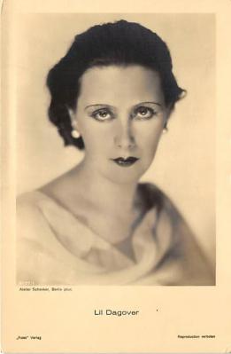 the204261 - Theater Actor / Actress Old Vintage Antique Postcard Post Card, Postales, Postkaarten, Kartpostal, Cartes, Postkarte, Ansichtskarte