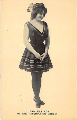 the205028 - Theater Actor / Actress Old Vintage Antique Postcard Post Card, Postales, Postkaarten, Kartpostal, Cartes, Postkarte, Ansichtskarte