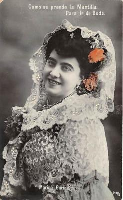 the207156 - Theater Actor / Actress Old Vintage Antique Postcard Post Card, Postales, Postkaarten, Kartpostal, Cartes, Postkarte, Ansichtskarte