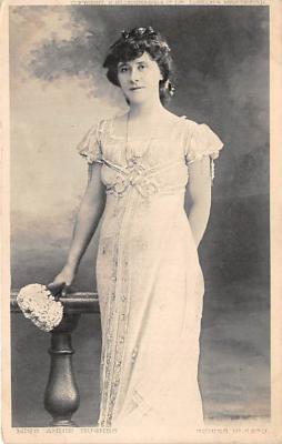 the208017 - Theater Actor / Actress Old Vintage Antique Postcard Post Card, Postales, Postkaarten, Kartpostal, Cartes, Postkarte, Ansichtskarte