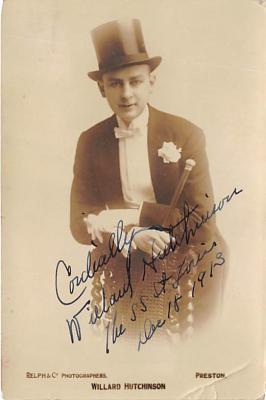 the208119 - Theater Actor / Actress Old Vintage Antique Postcard Post Card, Postales, Postkaarten, Kartpostal, Cartes, Postkarte, Ansichtskarte