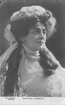 the208131 - Theater Actor / Actress Old Vintage Antique Postcard Post Card, Postales, Postkaarten, Kartpostal, Cartes, Postkarte, Ansichtskarte