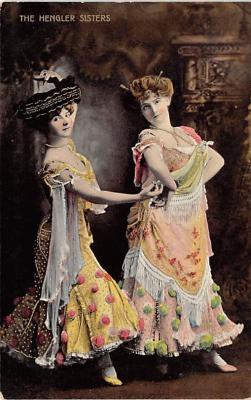 the208156 - Theater Actor / Actress Old Vintage Antique Postcard Post Card, Postales, Postkaarten, Kartpostal, Cartes, Postkarte, Ansichtskarte