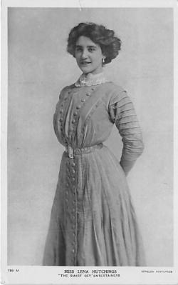 the208170 - Theater Actor / Actress Old Vintage Antique Postcard Post Card, Postales, Postkaarten, Kartpostal, Cartes, Postkarte, Ansichtskarte