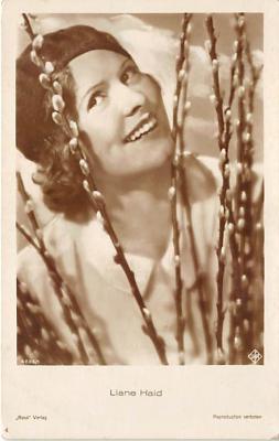 the208176 - Theater Actor / Actress Old Vintage Antique Postcard Post Card, Postales, Postkaarten, Kartpostal, Cartes, Postkarte, Ansichtskarte