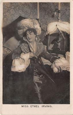 the209008 - Theater Actor / Actress Old Vintage Antique Postcard Post Card, Postales, Postkaarten, Kartpostal, Cartes, Postkarte, Ansichtskarte