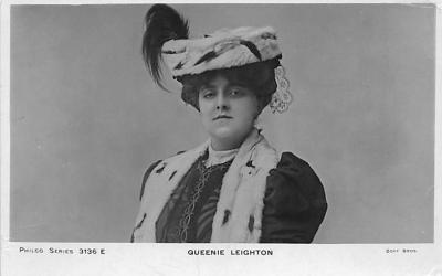 the212022 - Theater Actor / Actress Old Vintage Antique Postcard Post Card, Postales, Postkaarten, Kartpostal, Cartes, Postkarte, Ansichtskarte
