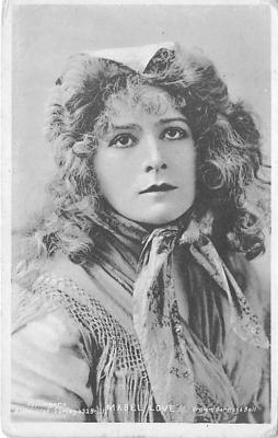 the212047 - Theater Actor / Actress Old Vintage Antique Postcard Post Card, Postales, Postkaarten, Kartpostal, Cartes, Postkarte, Ansichtskarte