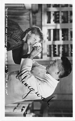 the212054 - Theater Actor / Actress Old Vintage Antique Postcard Post Card, Postales, Postkaarten, Kartpostal, Cartes, Postkarte, Ansichtskarte