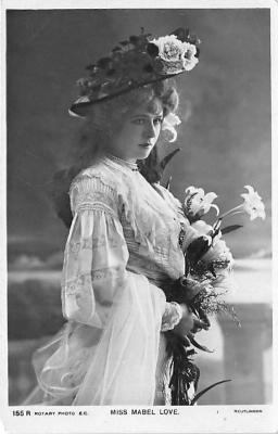 the212065 - Theater Actor / Actress Old Vintage Antique Postcard Post Card, Postales, Postkaarten, Kartpostal, Cartes, Postkarte, Ansichtskarte