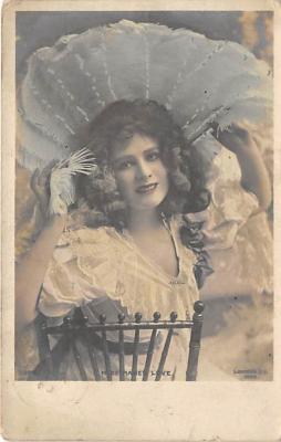 the212068 - Theater Actor / Actress Old Vintage Antique Postcard Post Card, Postales, Postkaarten, Kartpostal, Cartes, Postkarte, Ansichtskarte