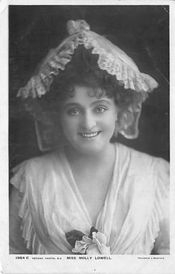 the212085 - Theater Actor / Actress Old Vintage Antique Postcard Post Card, Postales, Postkaarten, Kartpostal, Cartes, Postkarte, Ansichtskarte