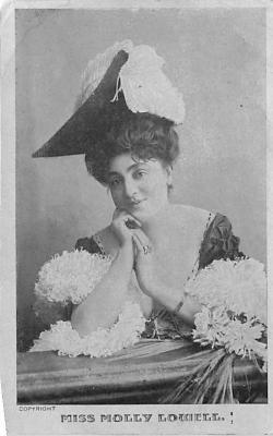 the212087 - Theater Actor / Actress Old Vintage Antique Postcard Post Card, Postales, Postkaarten, Kartpostal, Cartes, Postkarte, Ansichtskarte