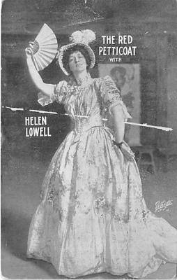 the212088 - Theater Actor / Actress Old Vintage Antique Postcard Post Card, Postales, Postkaarten, Kartpostal, Cartes, Postkarte, Ansichtskarte