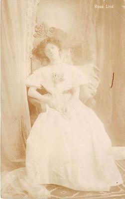 the212099 - Theater Actor / Actress Old Vintage Antique Postcard Post Card, Postales, Postkaarten, Kartpostal, Cartes, Postkarte, Ansichtskarte