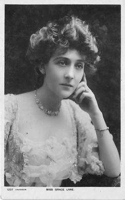 the212100 - Theater Actor / Actress Old Vintage Antique Postcard Post Card, Postales, Postkaarten, Kartpostal, Cartes, Postkarte, Ansichtskarte