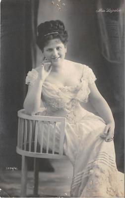 the212106 - Theater Actor / Actress Old Vintage Antique Postcard Post Card, Postales, Postkaarten, Kartpostal, Cartes, Postkarte, Ansichtskarte