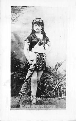 the212116 - Theater Actor / Actress Old Vintage Antique Postcard Post Card, Postales, Postkaarten, Kartpostal, Cartes, Postkarte, Ansichtskarte