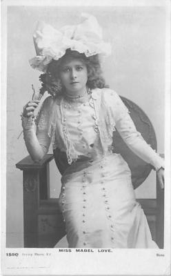 the212121 - Theater Actor / Actress Old Vintage Antique Postcard Post Card, Postales, Postkaarten, Kartpostal, Cartes, Postkarte, Ansichtskarte
