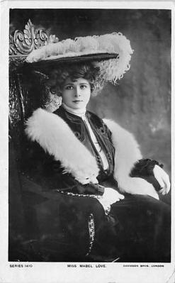 the212130 - Theater Actor / Actress Old Vintage Antique Postcard Post Card, Postales, Postkaarten, Kartpostal, Cartes, Postkarte, Ansichtskarte