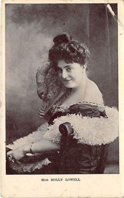 the212136 - Theater Actor / Actress Old Vintage Antique Postcard Post Card, Postales, Postkaarten, Kartpostal, Cartes, Postkarte, Ansichtskarte
