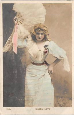 the212137 - Theater Actor / Actress Old Vintage Antique Postcard Post Card, Postales, Postkaarten, Kartpostal, Cartes, Postkarte, Ansichtskarte