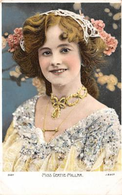the213003 - Theater Actor / Actress Old Vintage Antique Postcard Post Card, Postales, Postkaarten, Kartpostal, Cartes, Postkarte, Ansichtskarte