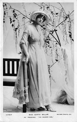 the213009 - Theater Actor / Actress Old Vintage Antique Postcard Post Card, Postales, Postkaarten, Kartpostal, Cartes, Postkarte, Ansichtskarte