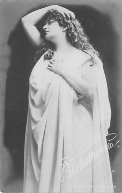 the213026 - Theater Actor / Actress Old Vintage Antique Postcard Post Card, Postales, Postkaarten, Kartpostal, Cartes, Postkarte, Ansichtskarte