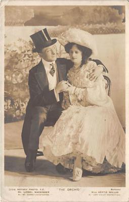 the213039 - Theater Actor / Actress Old Vintage Antique Postcard Post Card, Postales, Postkaarten, Kartpostal, Cartes, Postkarte, Ansichtskarte