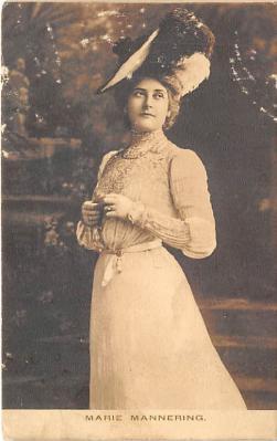 the213040 - Theater Actor / Actress Old Vintage Antique Postcard Post Card, Postales, Postkaarten, Kartpostal, Cartes, Postkarte, Ansichtskarte