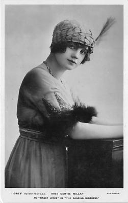 the213066 - Theater Actor / Actress Old Vintage Antique Postcard Post Card, Postales, Postkaarten, Kartpostal, Cartes, Postkarte, Ansichtskarte