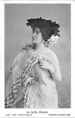 the213095 - Theater Actor / Actress Old Vintage Antique Postcard Post Card, Postales, Postkaarten, Kartpostal, Cartes, Postkarte, Ansichtskarte