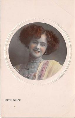 the213096 - Theater Actor / Actress Old Vintage Antique Postcard Post Card, Postales, Postkaarten, Kartpostal, Cartes, Postkarte, Ansichtskarte