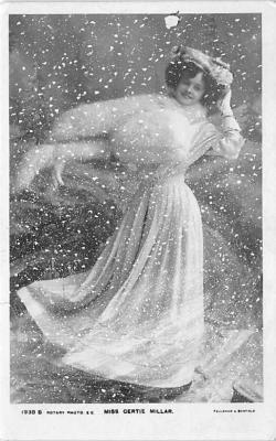 the213128 - Theater Actor / Actress Old Vintage Antique Postcard Post Card, Postales, Postkaarten, Kartpostal, Cartes, Postkarte, Ansichtskarte