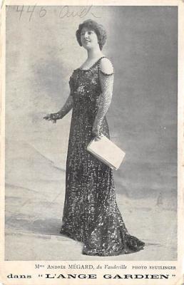 the213129 - Theater Actor / Actress Old Vintage Antique Postcard Post Card, Postales, Postkaarten, Kartpostal, Cartes, Postkarte, Ansichtskarte