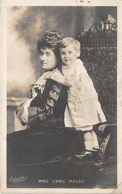 the213133 - Theater Actor / Actress Old Vintage Antique Postcard Post Card, Postales, Postkaarten, Kartpostal, Cartes, Postkarte, Ansichtskarte